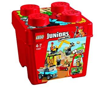 Lego junior baustelle