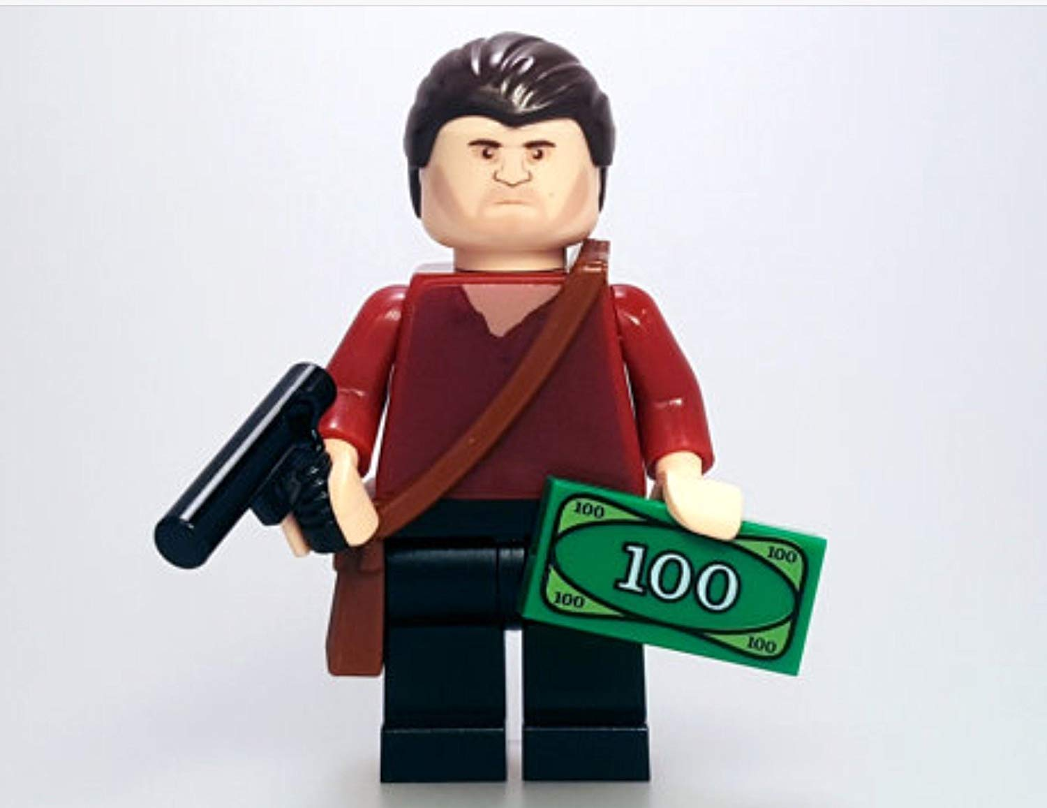Lego gta 5 movie