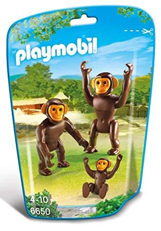 Playmobil zoo singe