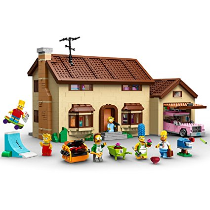 Lego house facts
