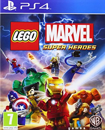 Lego games 2018