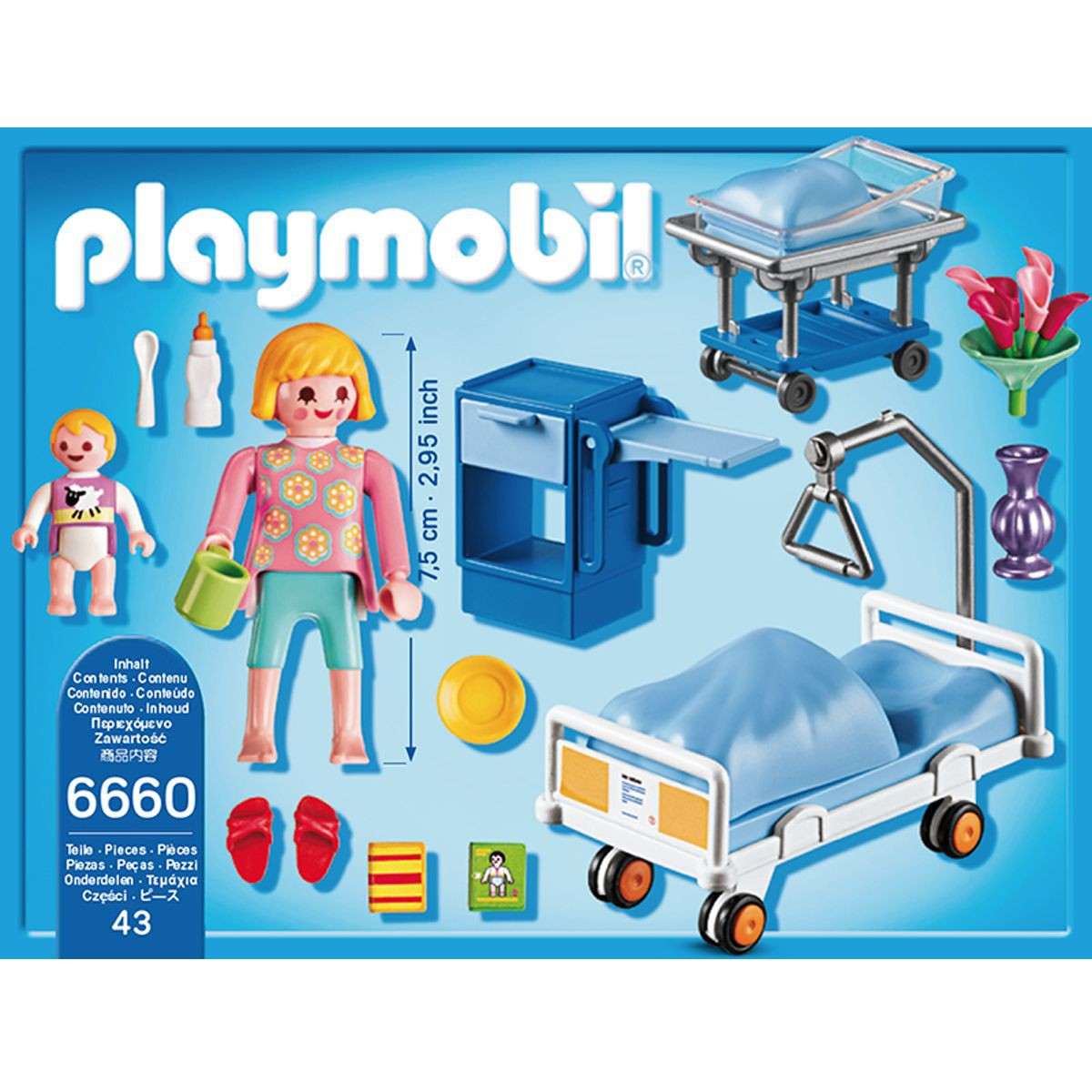 Hopital playmobil le bon coin
