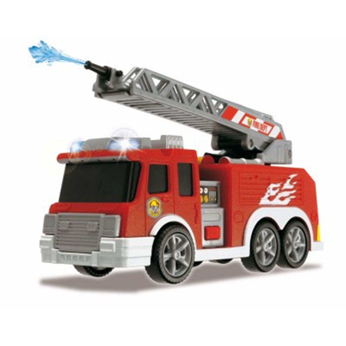 Camion pompier playmobil lance eau