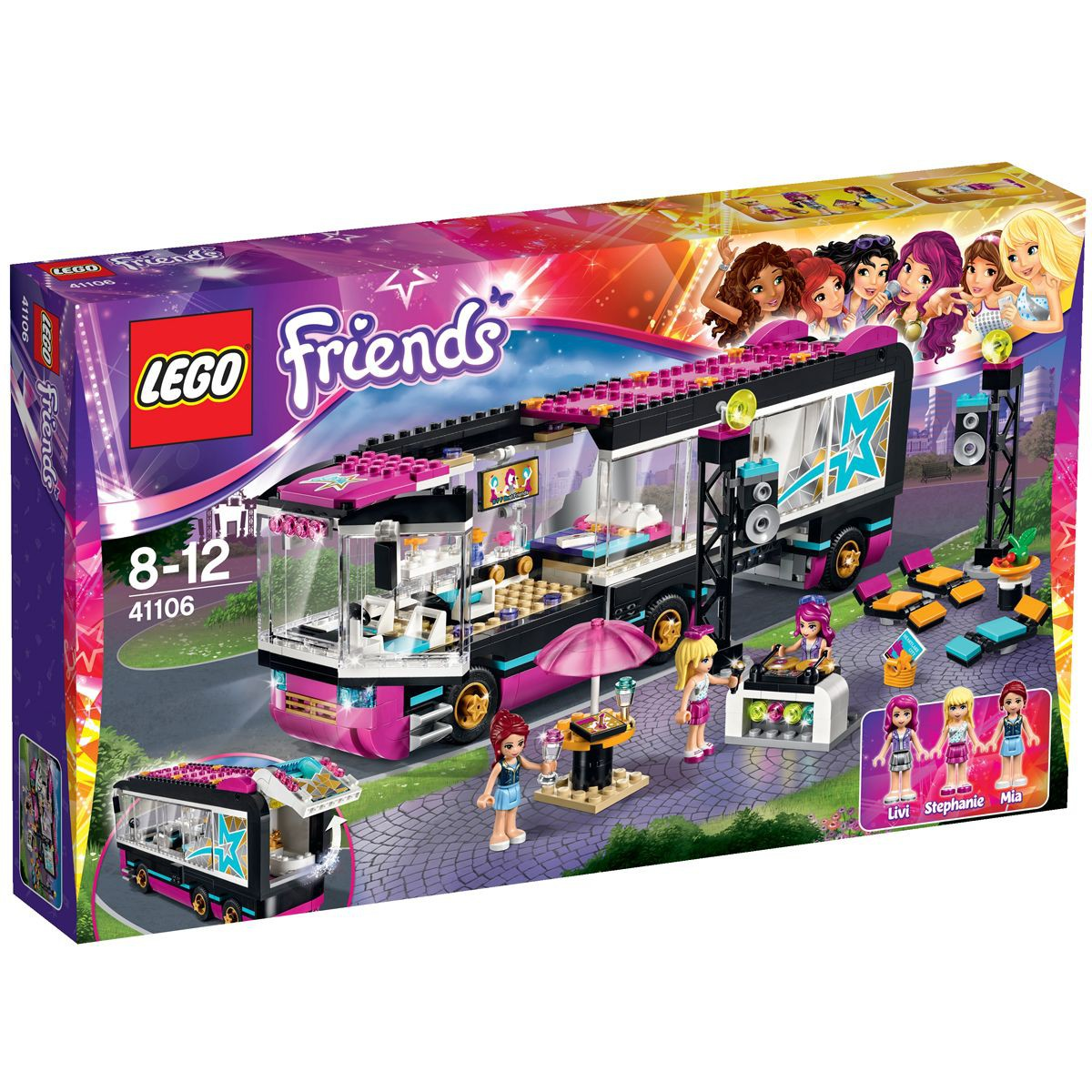 Ans Lego Lego Friends Ans Friends 7 Lego Fille 7 Fille CxBshQrtd