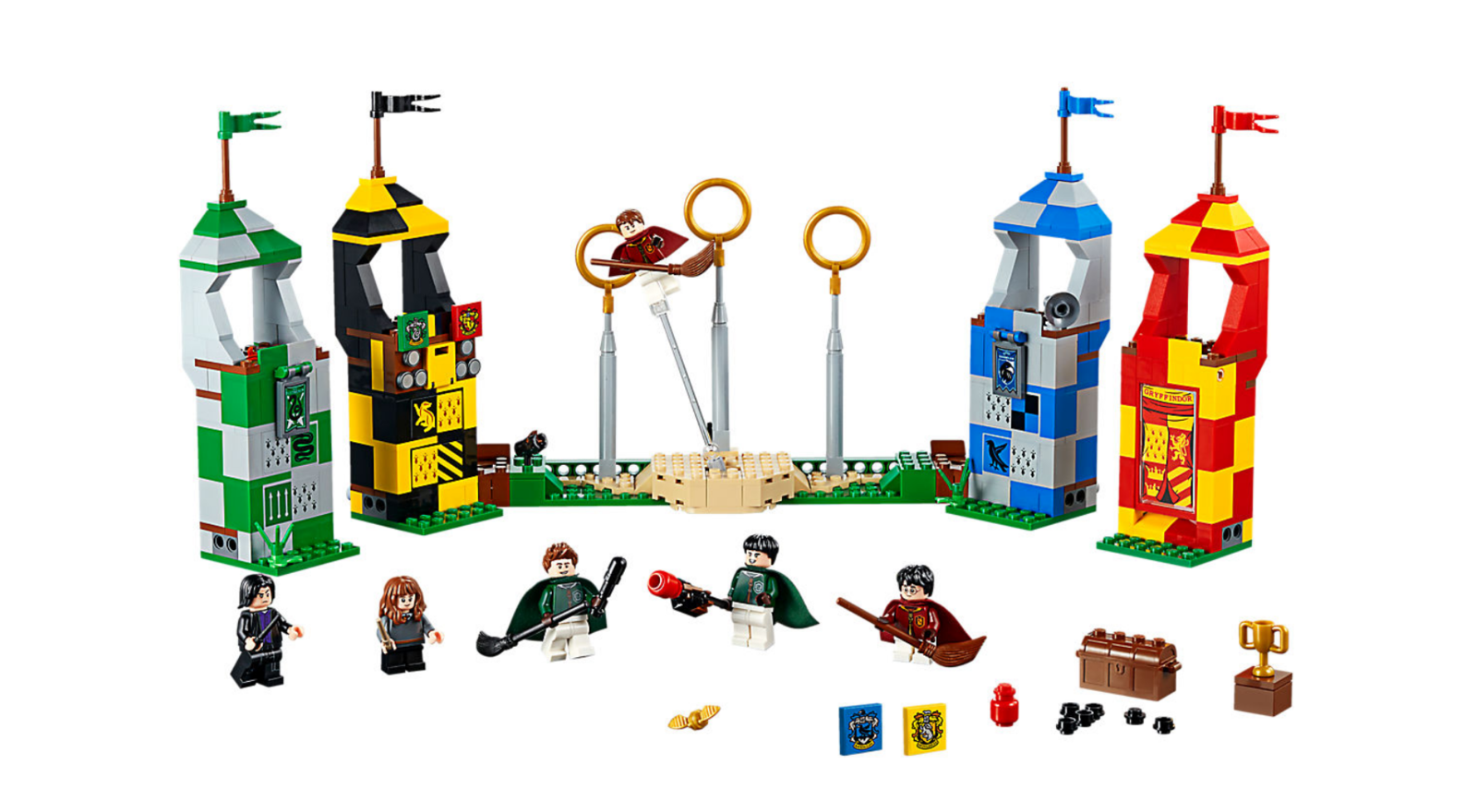 Lego harry potter castle 2018 australia