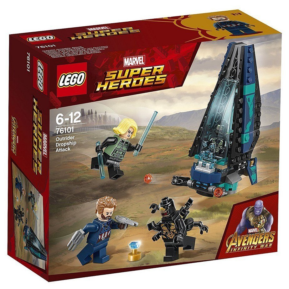 Lego infinity war new sets