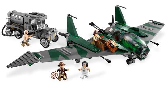 Lego indiana jones bricklink
