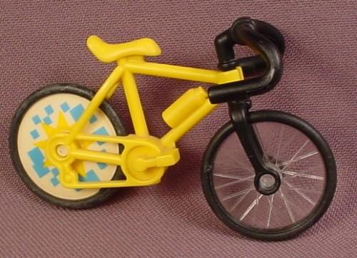Playmobil action mountainbike
