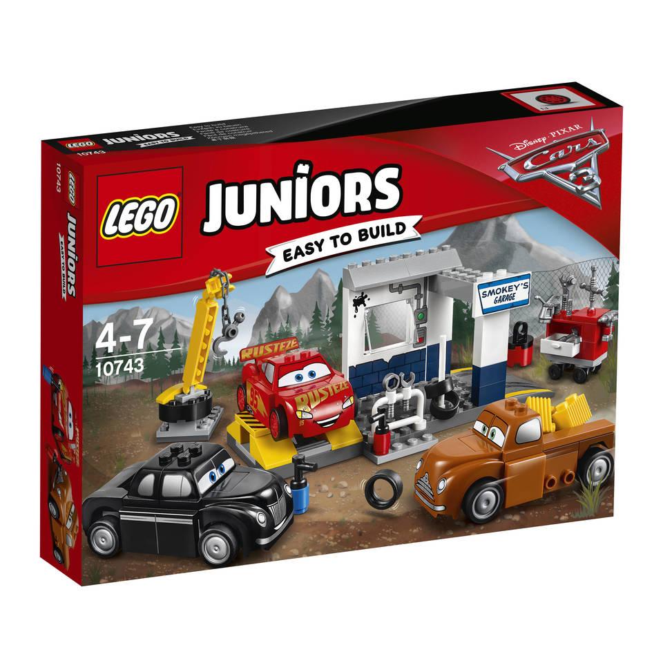 Lego junior flash mcqueen
