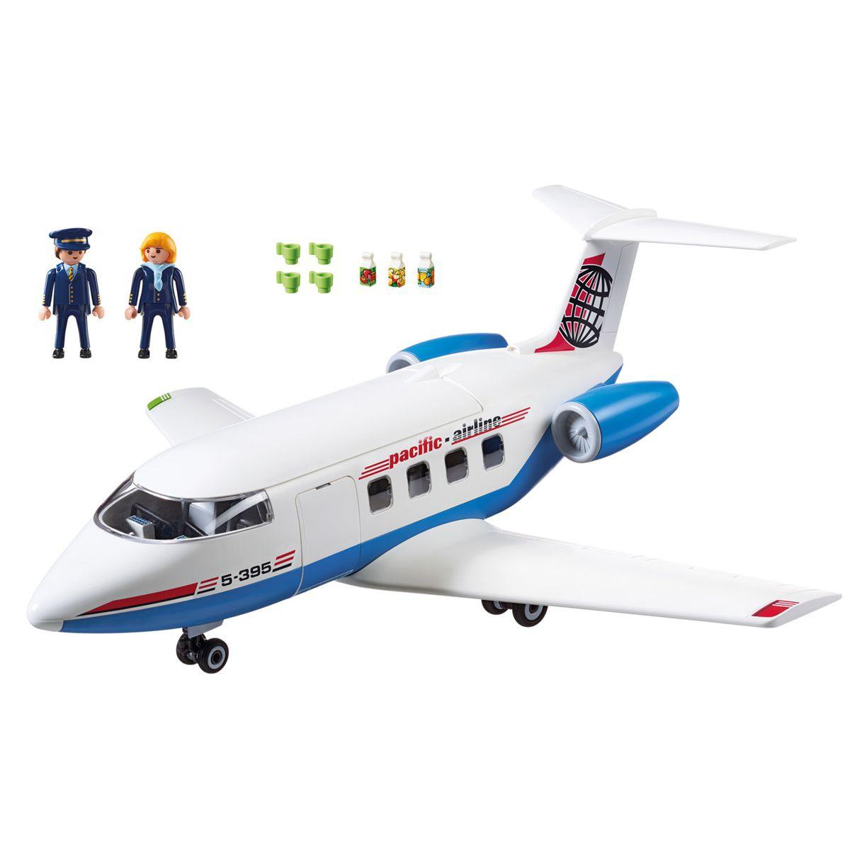 Avion playmobil 5395 la grande recre