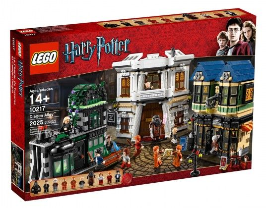 Lego harry potter 2018 jangbricks