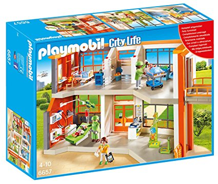 Amazon playmobil foot