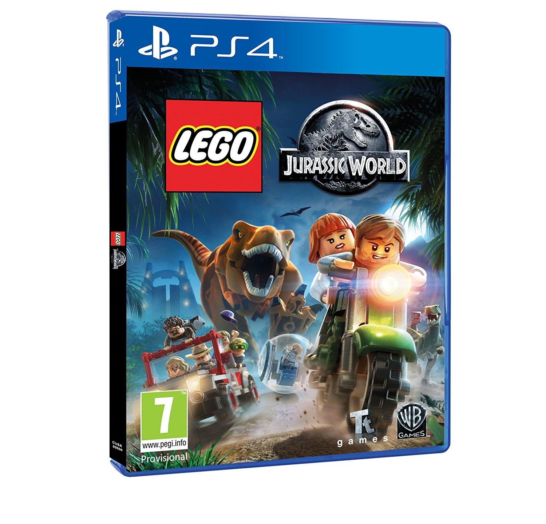 Lego jurassic world 2 jeu video