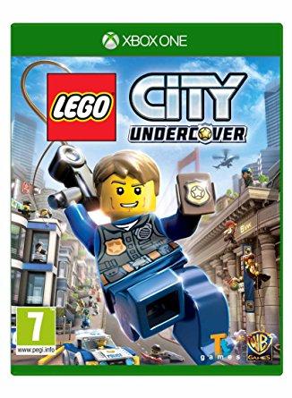 Lego film undercover