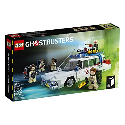 Lego ghostbusters set review