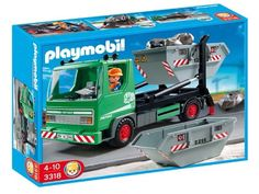 Ambulance playmobil maxi toys