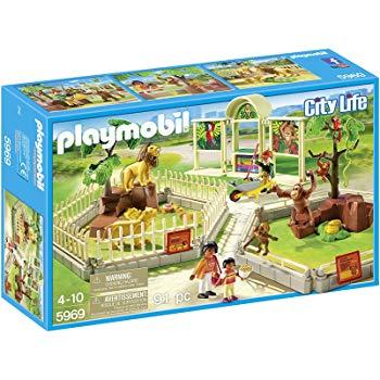 Playmobil zoo best price