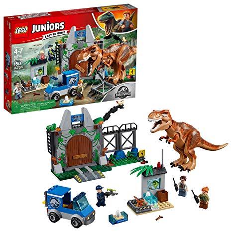 Lego junior dinosaure
