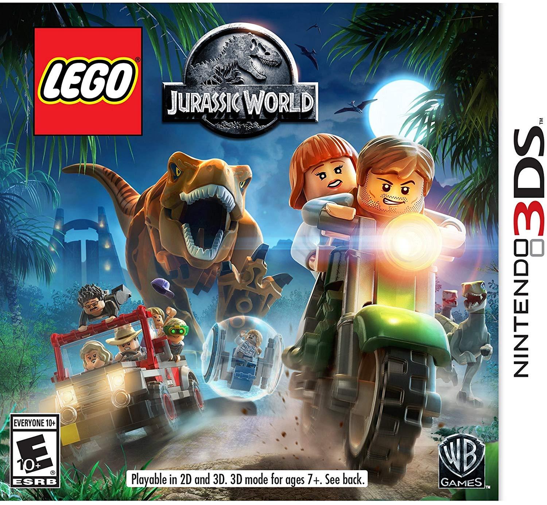 Lego jurassic world 2 videospiel