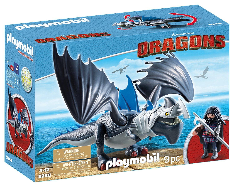 Playmobil dragon island