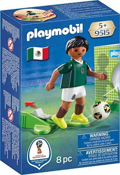 Playmobil foot video