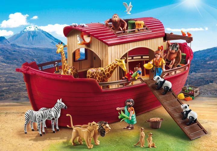 Amazon playmobil arche de noé