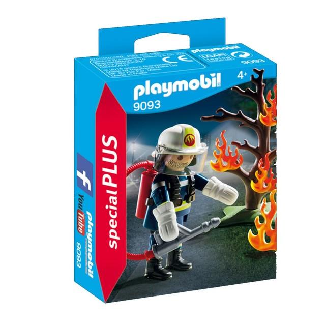 Playmobil pompier video youtube
