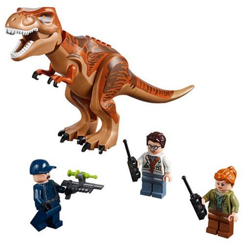 Lego junior t rex