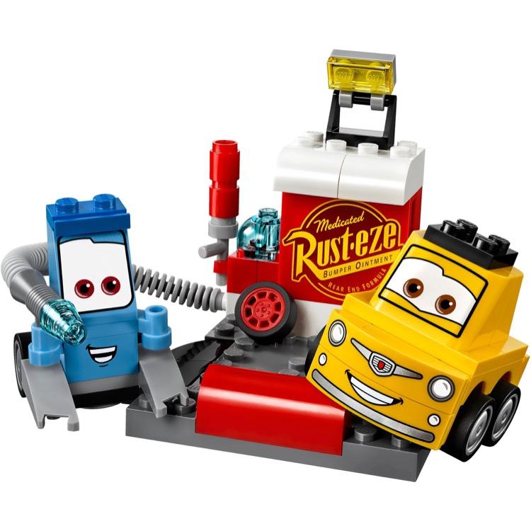 Lego junior train