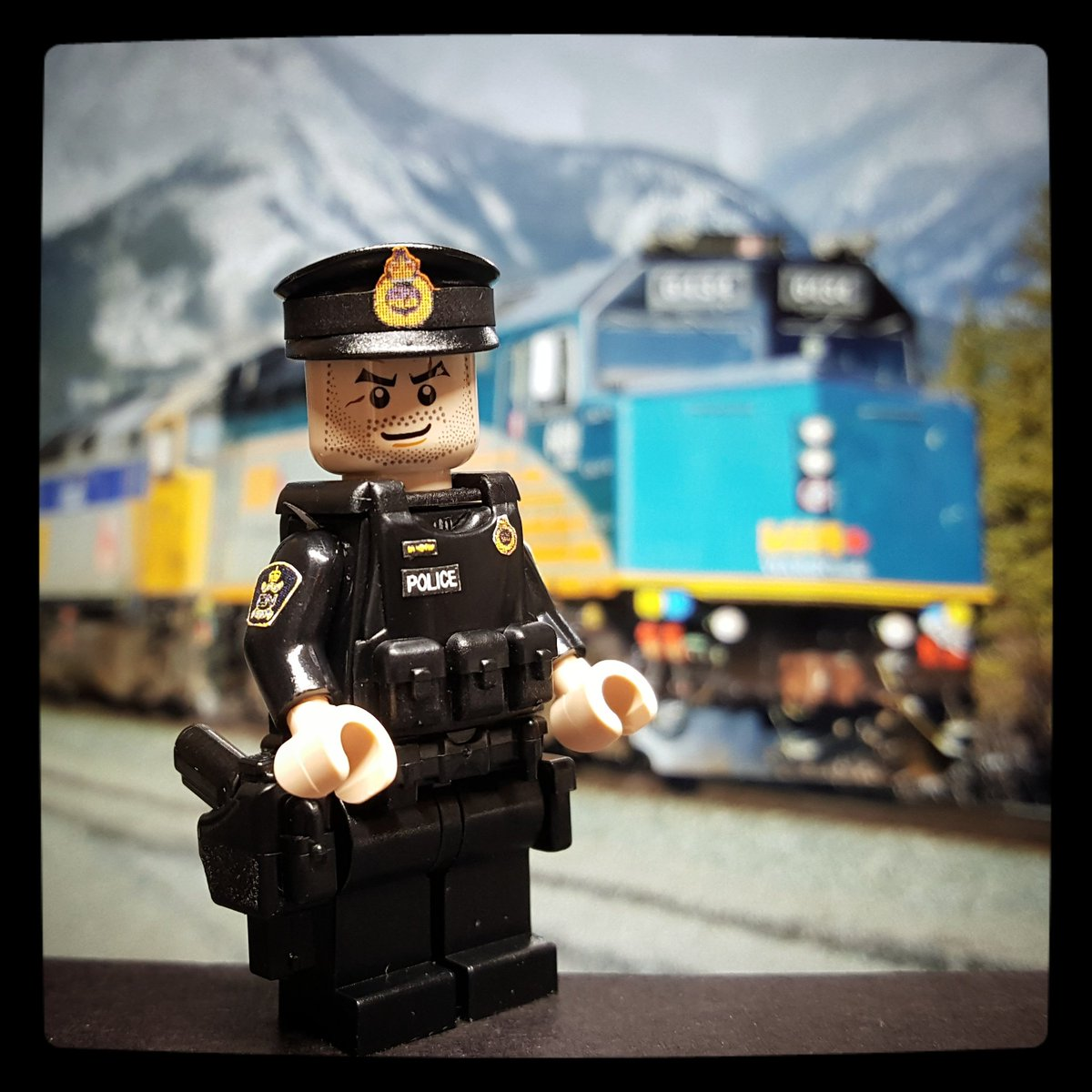 Lego gta police