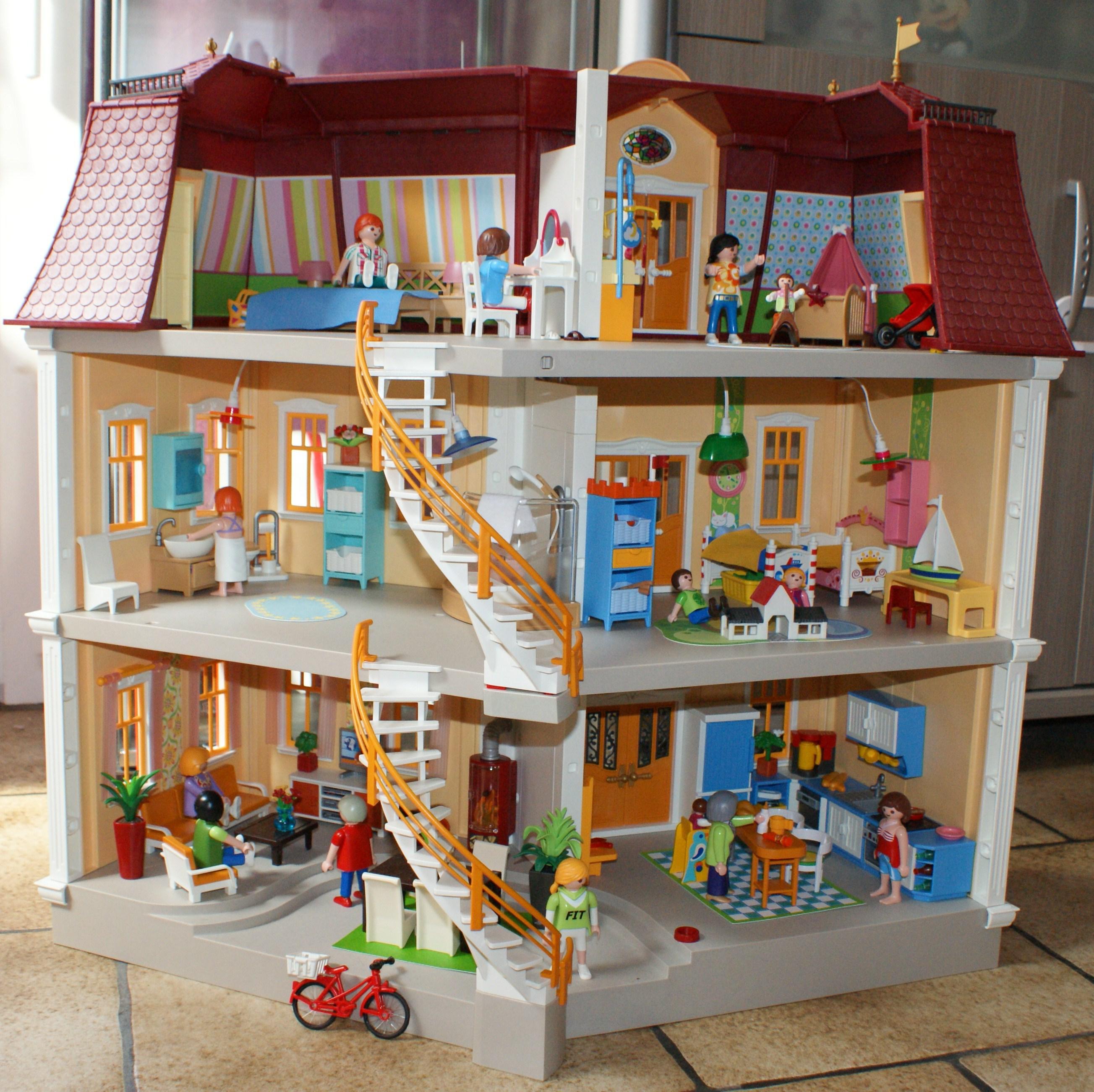 Maison playmobil pas cher le bon coin - Maison les moins cher ...
