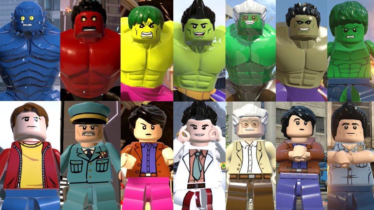 Lego hulk watch