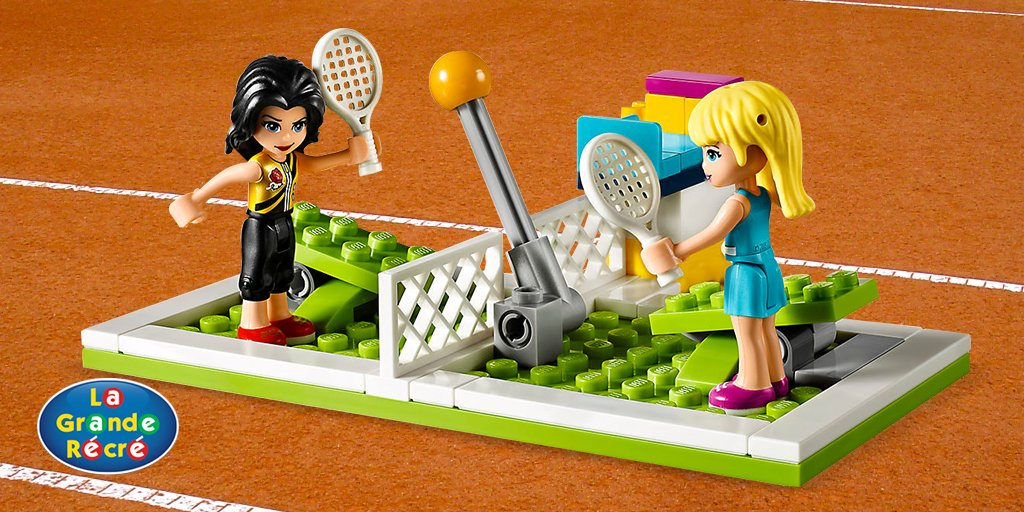 Lego friends grande maison