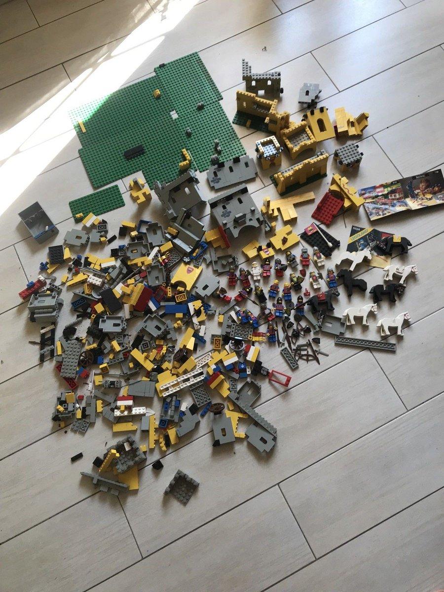 Gros chateau lego