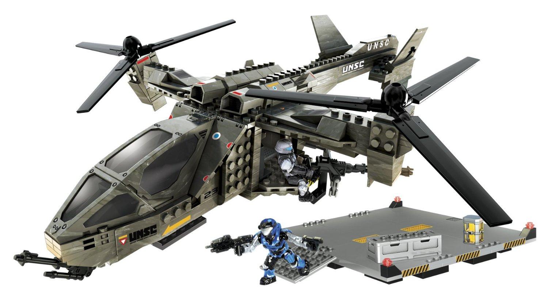 Lego halo helicopter