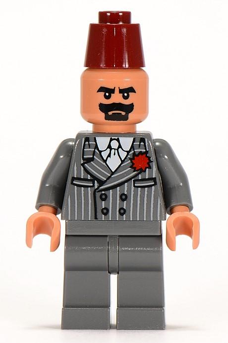 Lego indiana jones venice