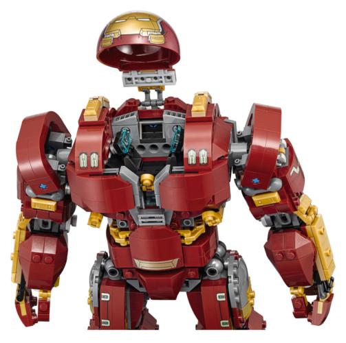 Lego hulkbuster limited edition