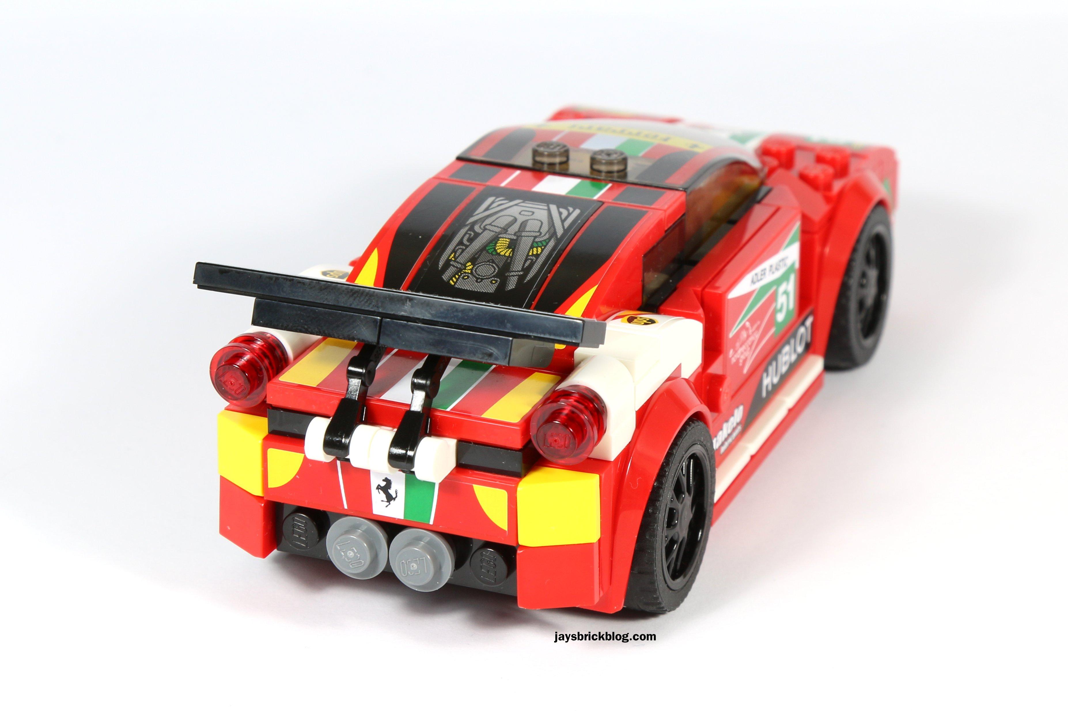 Lego ferrari gt2