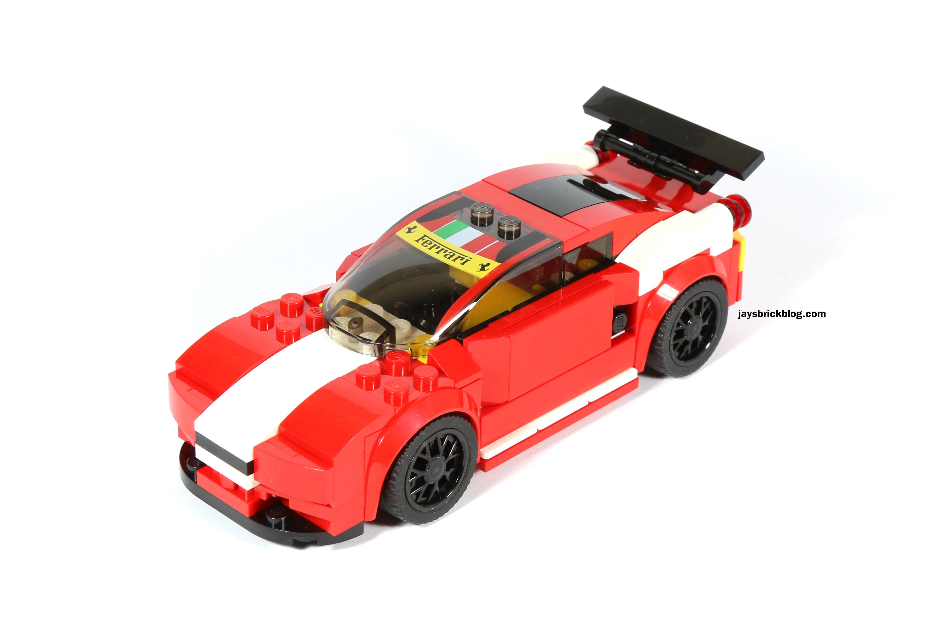 Lego ferrari easy