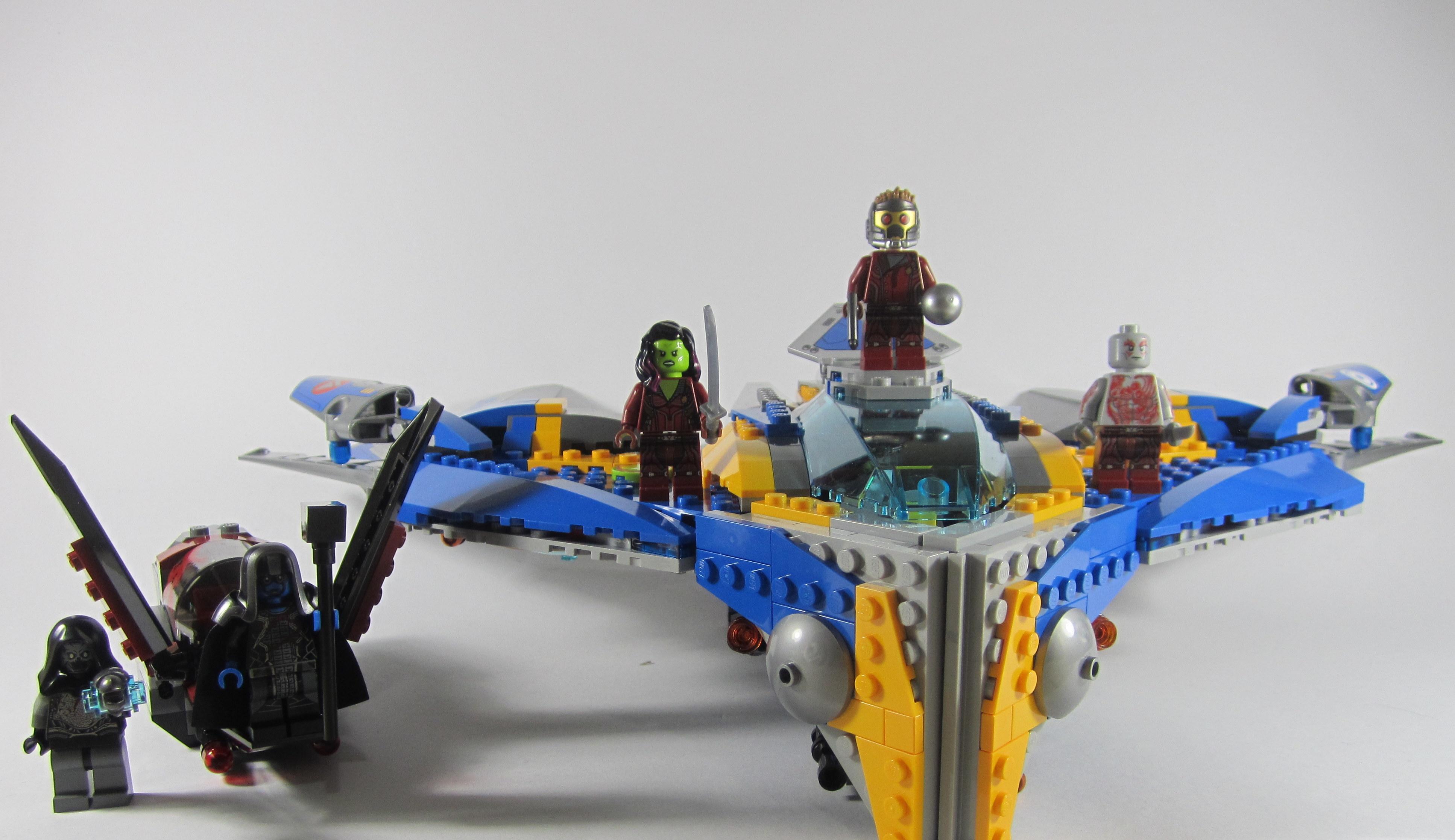 Lego les gardiens de la galaxie 76021