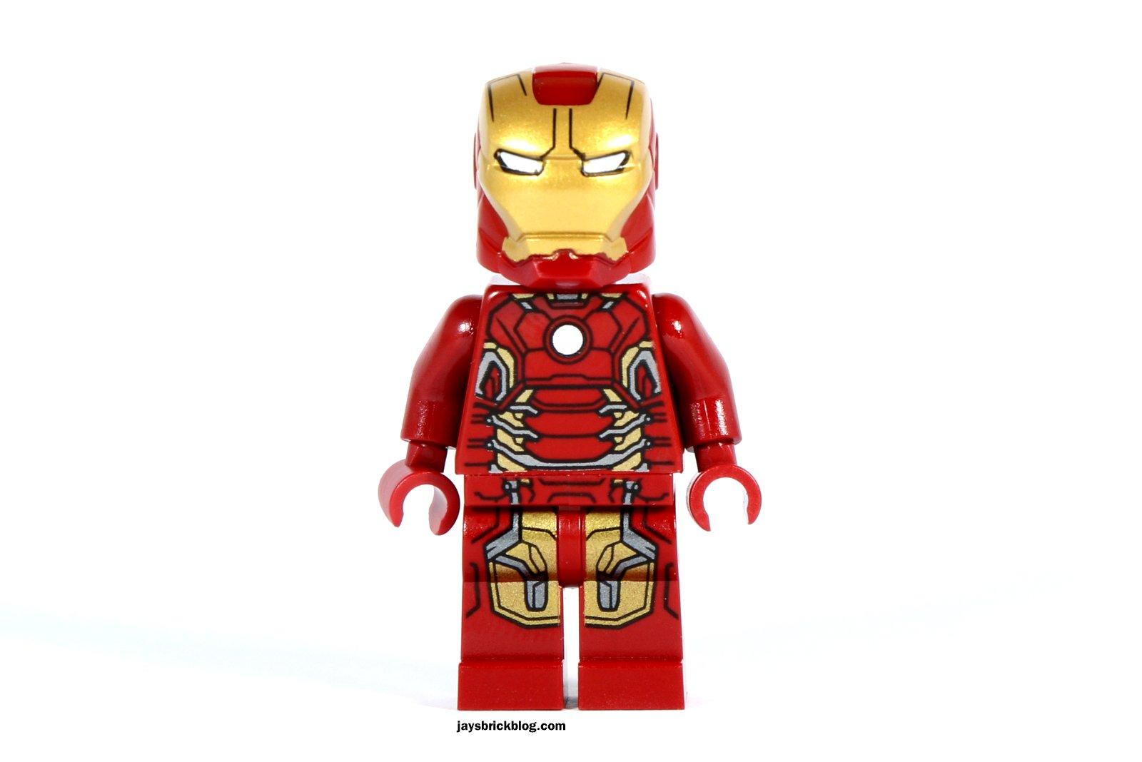 Lego iron man prime