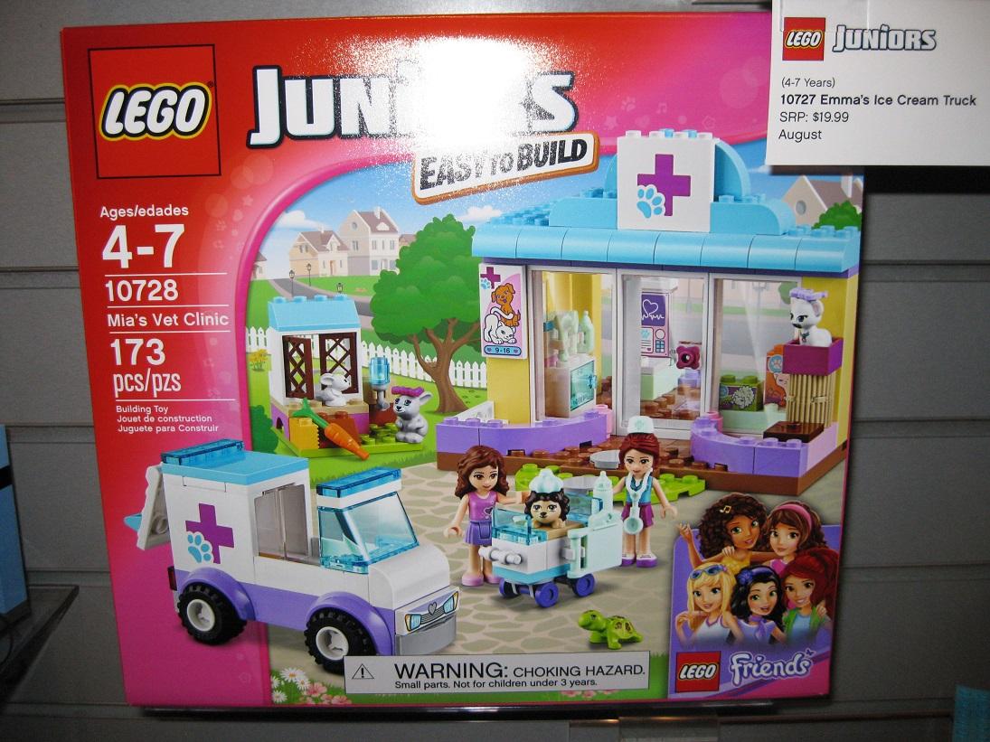 Lego junior vet