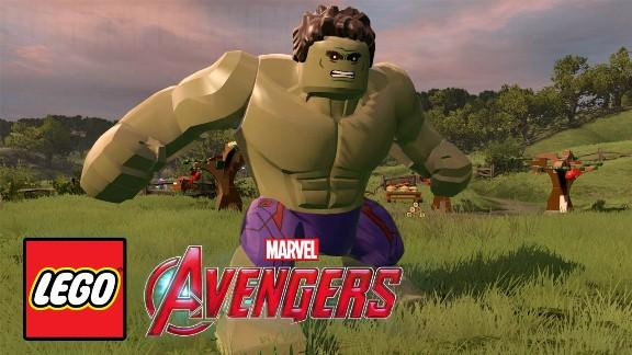 Lego marvel superheroes liberty island