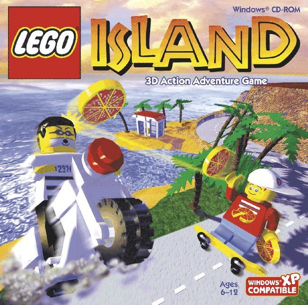 Lego video games reddit