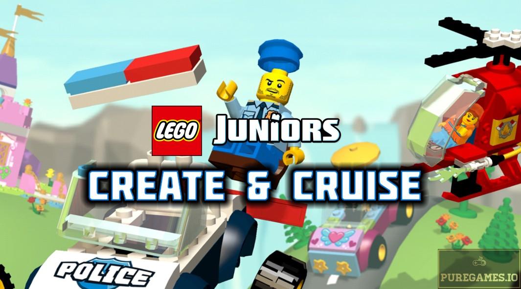 Lego junior unlock all