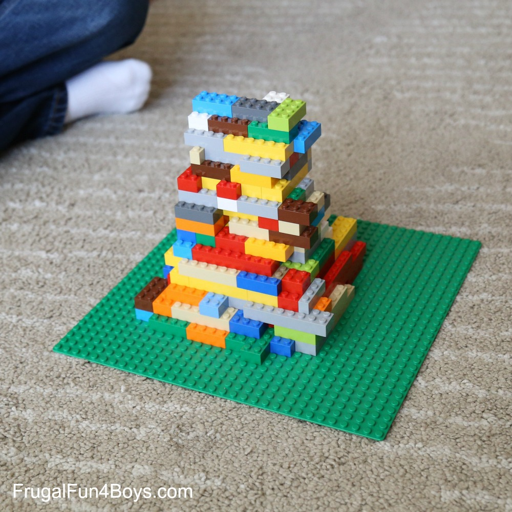 Lego youth group games