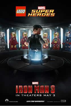 Lego iron man 3 game part 1