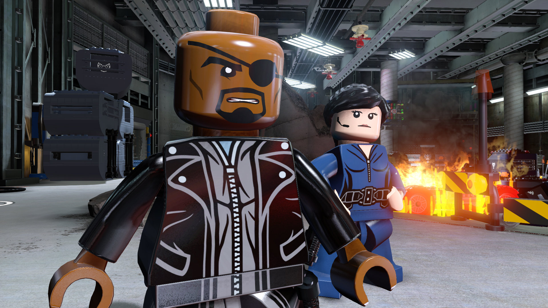 Lego gta 5 ita