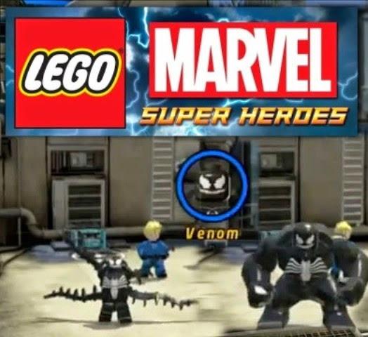 Lego games gba
