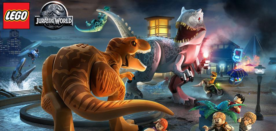 Lego t rex games online